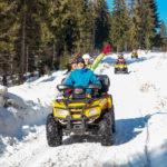 Аренда квадроциклов для индивидуального катания по горам