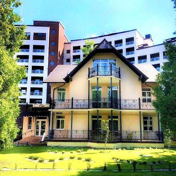 Отель Glory Сани
